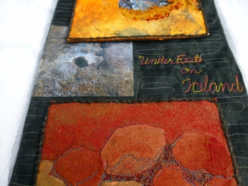 Underfoot on Iceland - detail 3