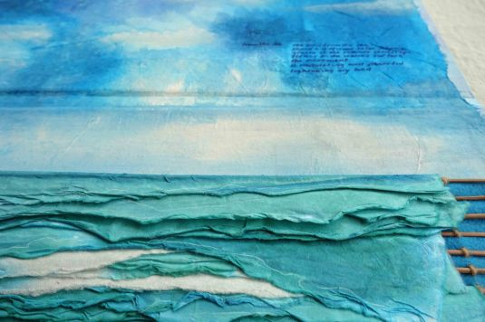 from the sea - detail2