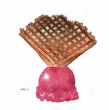 2. Waffle